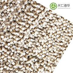 Зеленый экологических Hotsale Vegetable-Based мире биоразлагаемую бутылку для PLA Pbat кукурузный крахмал смешанной смолы для выдувания пленки с ASTM D6400 Ok Ok компоста компоста дома в качестве4736 как58