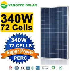 Grade A Tier 1 300W 310W 320W 330W 340W Accueil cellule de l'énergie solaire PV Panneau du module