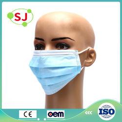 Het professionele Openlucht Beschermende Beschikbare Niet-geweven Masker van de Productie