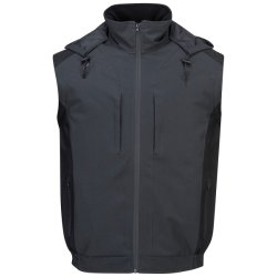 カスタマイズされた取り外し可能な袖の屋外の機密保護のベスト