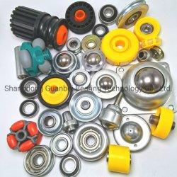 カートンボックス、倉庫、ロジスティクスのための標準ベルト・コンベヤーの鋼鉄リターンまたはかキャリアまたはTroughing/のたらいのアイドラーローラーは運ぶ