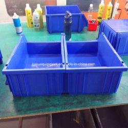 산업 플라스틱 튼튼한 다중 목적 저장 그릇