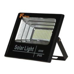 L'énergie solaire de la sécurité industrielle de projecteur extérieur réflecteur de panneaux LED Projecteur solaire