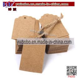 Étiquette du vêtement école Impression des étiquettes de Mariage Cadeau cadeau de promotion de l'éducation (P4093)