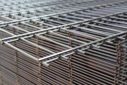 粉の反上昇358の機密保護の金属線の網の塀(XMM-WMA)