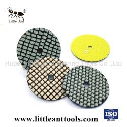 Forme différente de pierre sèche super abrasif diamant outils Tampon à polir