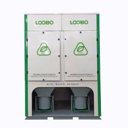 공기 세척 시스템을 위한 중앙 집중식 용접 납연 배출