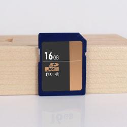 디지탈 카메라를 위한 고속 16GB Sdxc 종류 10 SD 메모리 카드