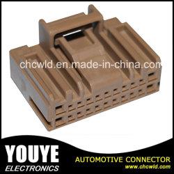 22p Brown femelle Molex Original Auto le connecteur de fil d'alarme de voiture