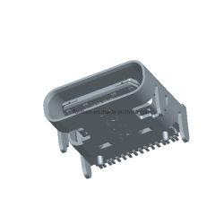 USB 3.1 tipo C Toma piezas de repuesto de la unidad flash USB Conector del cable de datos