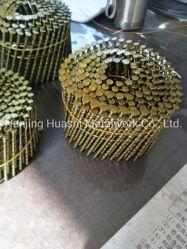 Clavo de la bobina para la construcción y decoración&Embalaje