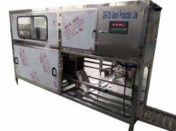 Промышленного использования 120b/ч 5 галлон бачок жидкого моющего средства наполнения Capping машины