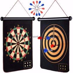 Magnetischer Dartboard mit Pfeilen 6PCS für Innen- und im Freienspiel