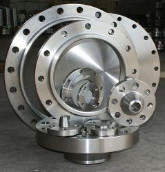 Forjada en acero inoxidable ANSI B16.5 ASTM A182 F304/316L 150# bridas de los tubos RF