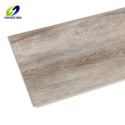 Installazione rapida Installazione a scatto piastrelle per pavimenti in vinile PVC con blocco da 4 mm
