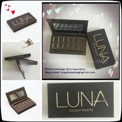 Form-multi Farben-einfacher kundenspezifischer kosmetische Augenschminke-verpackenpapppapiergeschenk-Kasten mit Spiegel nach innen