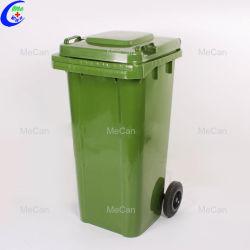 Mobile 2 ruedas de reciclar basura bin