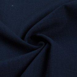 Tejido de lino tejido Spandex de Tr uniforme