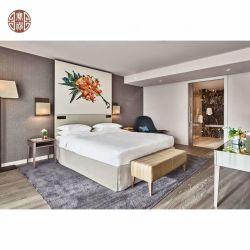 Foshan Simple off- Hotel Blanco Juego de dormitorio Muebles de interior