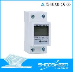 제조자 공급 LCD 다기능 힘 미터