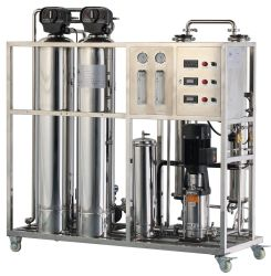 Filtro de ozono/Ozono em aço inoxidável portátil de tecnologias de tratamento de água potável