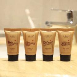 Mini jetable shampoing pour l'hôtel Travel Tube de gel de douche