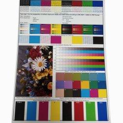 잉크젯 프린터를 위한 명확한 플라스틱 ID 카드 물자