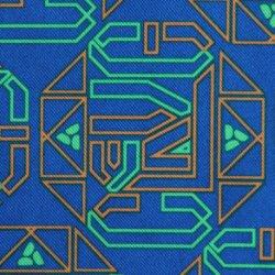TPU lamellenförmig angeordnetes wasserdichtes materielles Polyester gedrucktes gesponnenes Gewebe für Umhüllungen/Shell/unten/Parka/Uniform