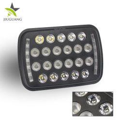 50000h Lifetime Daytime Running Light Square 1003h H4 LED-Koplamp Met Automatische verlichting