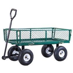2019 Nouveau Chariot à outils de jardin Pull maille de l'utilitaire Panier