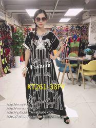 Hotsale 아프리카 꽃 여자 Dashiki 일본 옷 복장 겉옷 의류