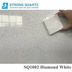 Искусственные белый/черный/серый/желтый/синий Crystal изготовлены из кварцевого камня слоев REST