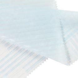 熱い服のための販売の花のサテンの綿織物のジャカードポリエステルによって編まれるファブリック