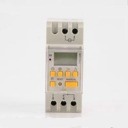 THC15B-24 de 16 a 24V de latitud y longitud programable Interruptor de control de tiempo