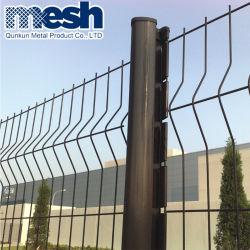 Malla de alambre de metal soldado jardín vallado plegable