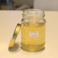 Пчелиный мед для детского питания в оптовой упаковке 150 мл стеклянные баночки для хранения