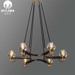 La moderna claro K9 LED lámpara de araña de cristal de Comedor, Sala de estar