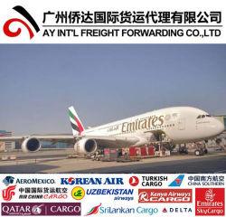 Transporte aéreo de China a Jordania por los servicios de mensajería urgente