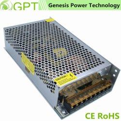 12V 24V 250W à LED Alimentation à tension constante pilote pour l'éclairage LED/panneau/bande/lampe