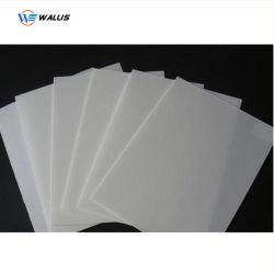 Sublimación térmica de ambos lados de PVC para imprimir tarjetas en blanco
