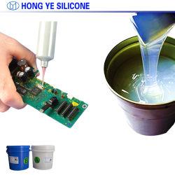 RTV2 Caoutchouc de silicone de rempotage électronique pour LED câble Power Pack