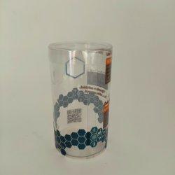 umweltfreundliches freies rundes Geschenk des Kunststoffgehäuses/Schmucksachezylinderkasten Belüftung-Kasten