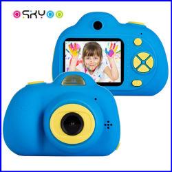 Silikon-nachladbare Kind-Spielwaren-Digital-Videokamera
