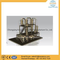 Los residuos de alta calidad de la planta de destilación del aceite del motor de aceite Base