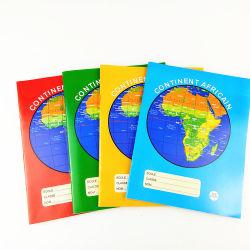 Aangepaste de Kantoorbehoeften van het Notitieboekje van de Oefening van de Levering van de school