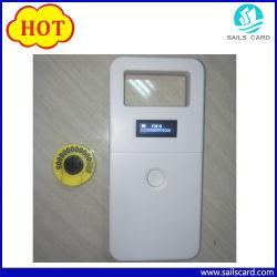 De nieuwste Lezer van de Microchip 134.2kHz RFID/Lezer van identiteitskaart van de Scanner de Dierlijke
