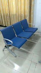 O Aeroporto de aço inoxidável cadeira, Foshan Cadeira Hospitalar de metal, Metal Airport Lounge Cadeiras de estar (TA02-B)