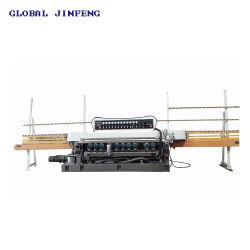 9 Vidro de motores de Linha Reta máquina de moagem biselamento com PLC (JFB-361SJ)