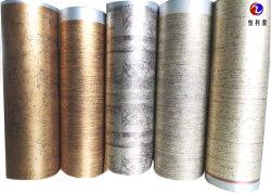 Bedekte de Thermische Overdracht die van de laser Hete het Stempelen Folie voor Bouwmateriaal, Keuken afdrukken Gelamineerde Omlijsting, het Frame van de Deur WPC, Plint, MDF Plank, UVRaad met een laag