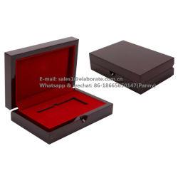 заводская цена матовым покрытием MDF дерева сувенирные медали Подарочная упаковка